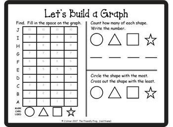Let's Build a Graph (Shapes Edition)
