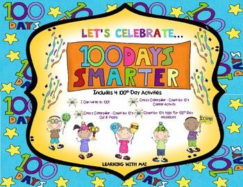 Let's Celebrate...100 Days Smarter!!