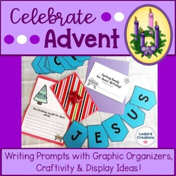 Advent Writing Activities