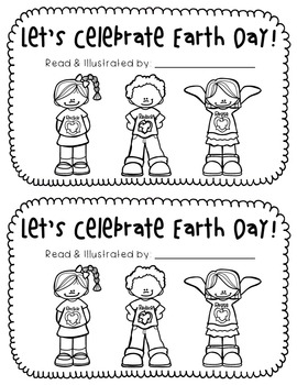 Let's Celebrate Earth Day - a student reader and a free bonus book