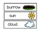 GROUNDHOG DAY...Emergent Readers, Word Wall, Learning Activities, Poem
