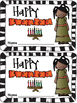 Let's Celebrate Kwanzaa Interactive Notebook and Activity Sheets