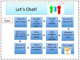 Let's Chat! Board Game