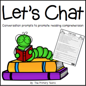 Let's Chat! Comprehension Questions