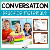 Conversation Skills Materials