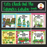 Let's Check Out the Farmer's Garden -Emergent Readers and Teacher Lap Books