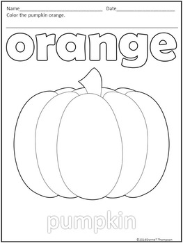 """Let's Learn Our Colors """"Eleven Colors"""" (Worksheets)"""