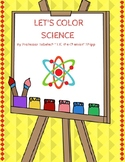 Let's Color with Professor T.K. the Chemist