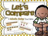 Let's Compare - A Subtraction Strategy Scoot Game