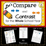 Let's Compare and Contrast in Speech Therapy   Whole Schoo