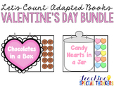Let's Count: Adapted Books - VALENTINE'S DAY BUNDLE