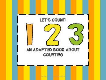 Let's Count: An Adapted Book About Counting