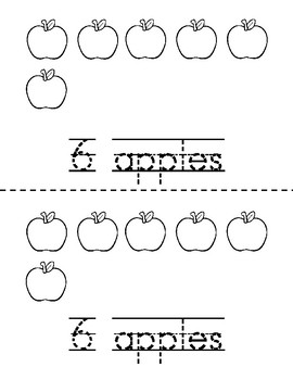 Let's Count Apples!