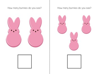 Let's Count Bunnies! - An Interactive Counting Book