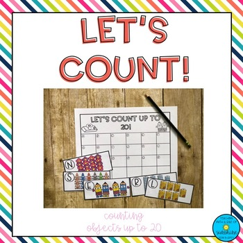 Let's Count! Counting objects up to 20!