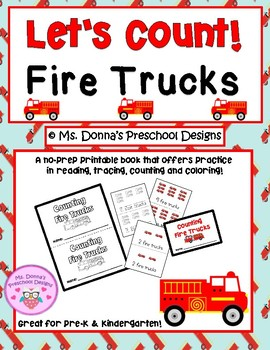 Let's Count Fire Trucks!