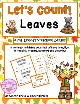 Let's Count Leaves!