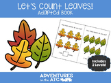 Let's Count Leaves Adapted Book