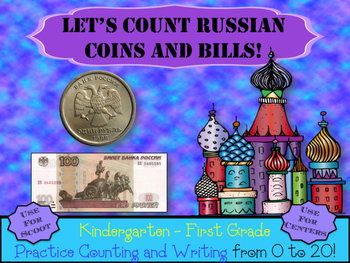Count Money From Russia!
