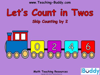 Let's Count in Twos