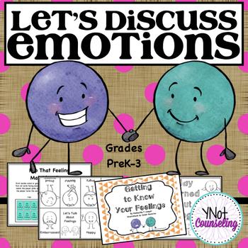 Emotional Regulation: Let's Discuss Emotions!