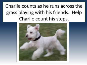 Let's Do Math with Charlie - Kindergarten