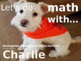 Let's Do Math with Charlie - Kindergarten