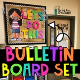 Let's Do This Bulletin Board Set