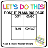 Let's Do This! Sticky Note To-Do