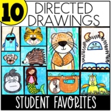 Let's Draw!  10 Kid-Requested Directed Drawings