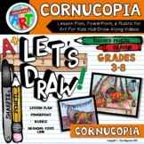 Let's Draw A Cornucopia