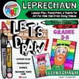 Let's Draw A Leprechaun