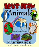 Let's Draw Animals!