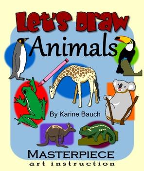 Let's Draw Animals!