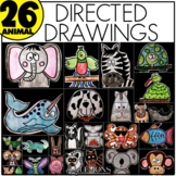 Let's Draw Animals {From A-Z} Together!