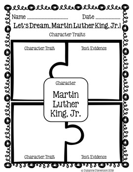 Let's Dream, Martin Luther King, Jr.!