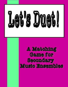 Let's Duet! Game