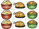 Let's Eat! A Noun, Verb, and Adjective Word Sort
