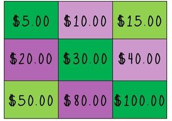 Let's Eat: Money Subtraction