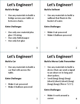 Let's Engineer Kit I