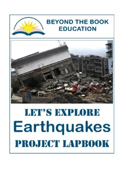Let's Explore Earthquakes Topic Pack
