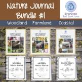 Let's Explore! Nature Journals Bundle #1