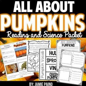Let's Explore Pumpkins
