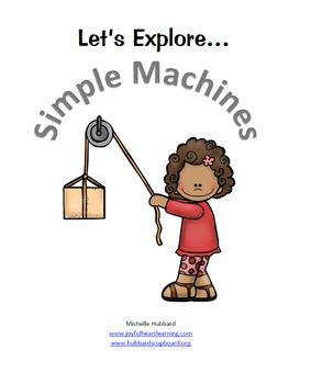 Let's Explore...Simple Machines