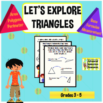Let's Explore Triangles