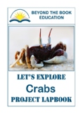 Let's Explore True Crabs Lapbook & Unit Study