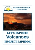 Let's Explore Volcanoes Topic Pack