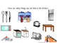 Let's Explore! What's in the Kitchen? An Adapted Book