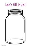 Let's Fill it Up Mason Jar