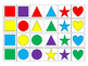 Let's Find Some Shapes- An Adapted Activity for Colors and Shapes